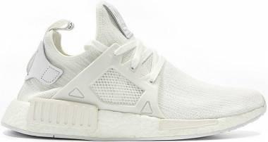Adidas NMD_XR1 Primeknit - White