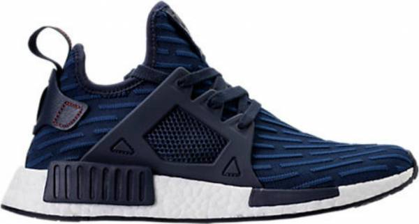 931cea621695a Adidas NMD XR1 Primeknit Collegiate Navy Collegiate Navy Core Red