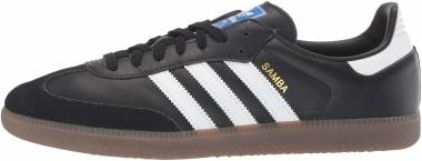 Adidas Samba Black/White/Gum Men