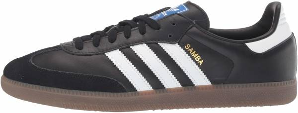 finest selection 7cb4c ab46c Adidas Samba Core Black   Footwear White-gum