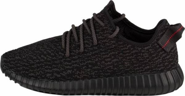 reputable site d8c93 084f1 Adidas Yeezy 350 Boost Black