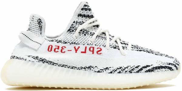 sports shoes d17f1 ce05f Adidas Yeezy 350 Boost v2 Zebra