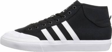 Adidas Matchcourt Mid - Black/White/White