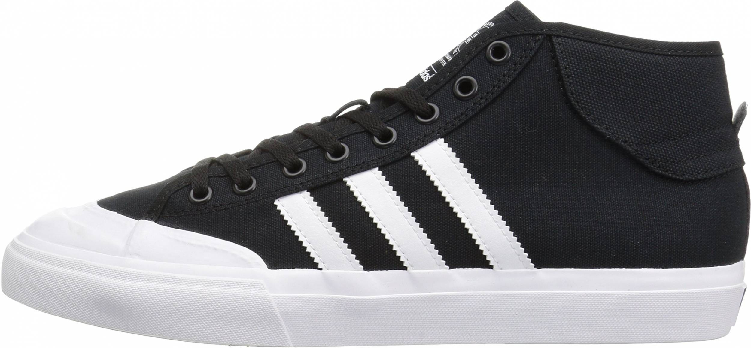 $90 + Review of Adidas Matchcourt Mid