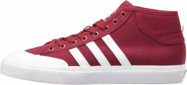 Adidas Matchcourt Mid Red