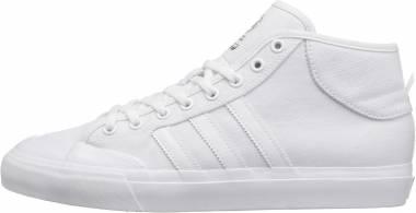 Adidas Matchcourt Mid - White (F37702)