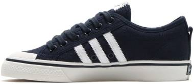 Adidas Nizza Low - Bleu Maruni Ftwbla Blacla (BZ0499)