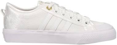 Adidas Nizza Low - Crystal White Ftwr White Gold Met (EG5159)