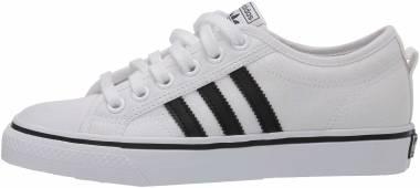 Adidas Nizza Low - Cloud White/Core Black/Cloud White (CQ2333)
