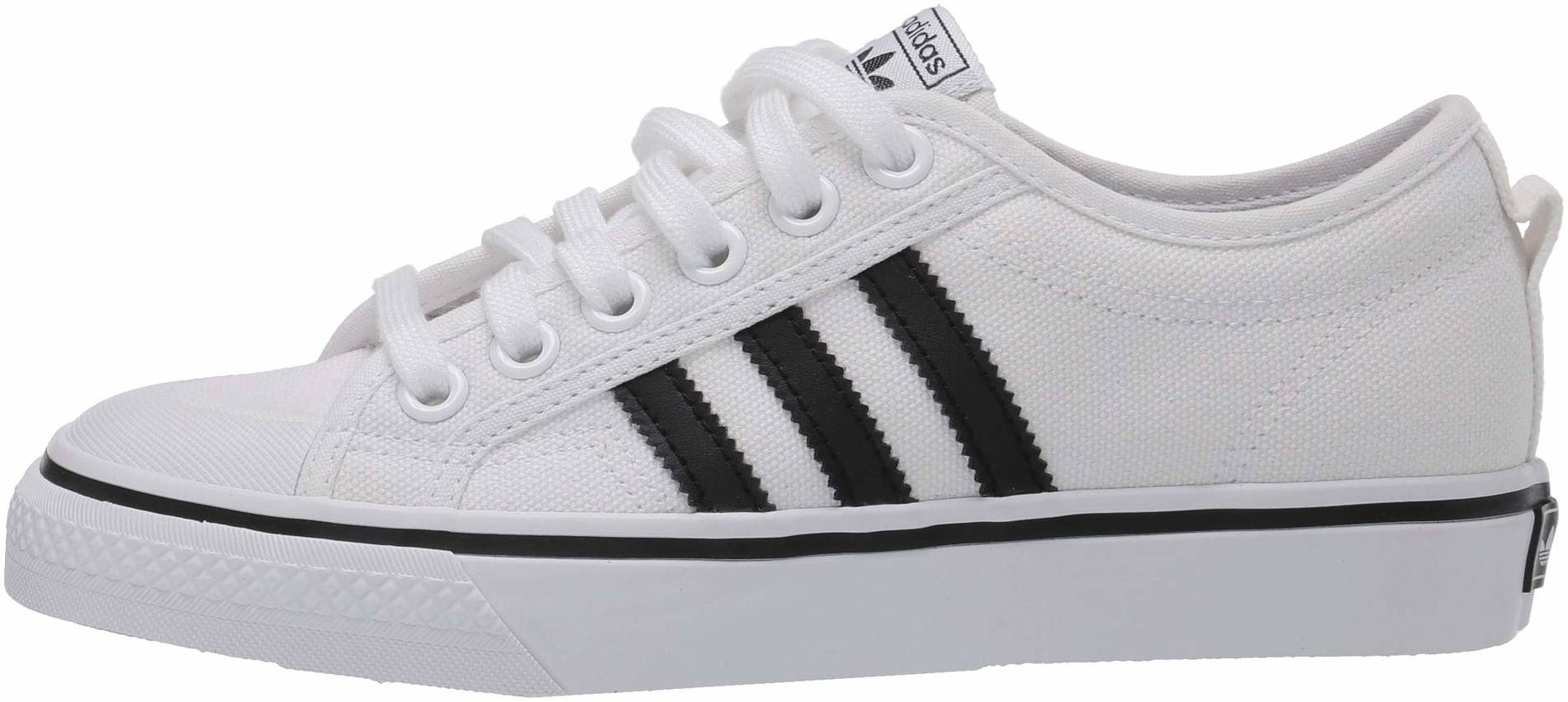 Adidas Nizza Low sneakers in 10 colors (only $37) | RunRepeat