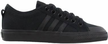 Adidas Nizza Low - Black/Hazy Blue/White (BZ0495)