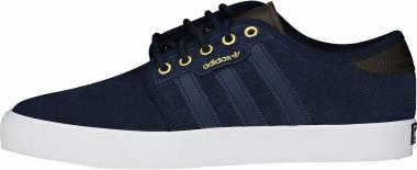 Adidas Seeley - Blue Conavy Umber Ftwwht Conavy Umber Ftwwht