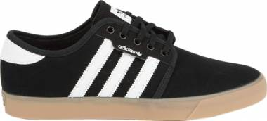 Adidas Seeley - Noir Blanc Rose