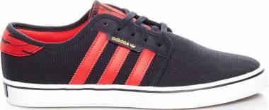 Adidas Seeley - Black Cblack Scarle Ftwwht Cblack Scarle Ftwwht (CQ1176)