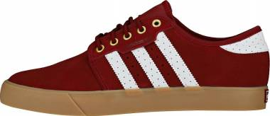 Adidas Seeley - Collegiate Burgundy White Gold Metallic