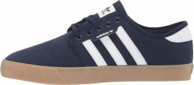 Adidas Seeley - Collegiate Navy White Gum