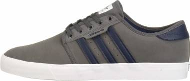 Adidas Seeley - Grey Five/Collegiate Navy/White (EE6138)