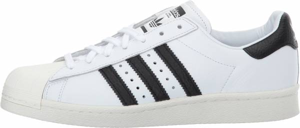 the best attitude 974f2 9b24c Adidas Superstar White   Black-black