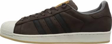 Adidas Superstar - Brown (S82214)