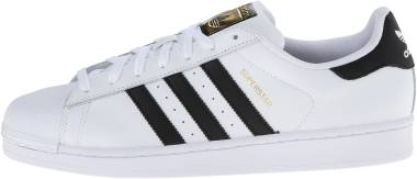 half off a9bde d079a Adidas Superstar White Black Men