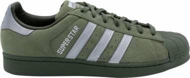 Adidas Superstar Green/Cargo/Cargo Men