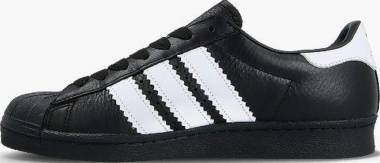 Adidas Superstar 80s - Negro Core Black Ftwr White Core Black Core Black Ftwr White Core Black (BD7363)