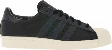 Adidas Superstar 80s Black Men