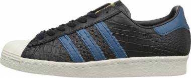 Adidas Superstar 80s Black Men