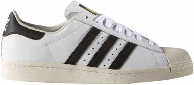 Adidas Superstar 80s - White