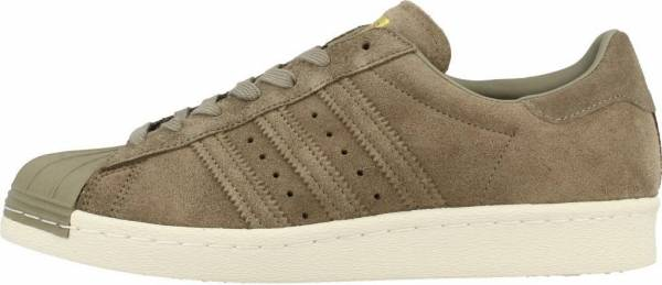 huge selection of 73306 4d376 Adidas Superstar 80s Grey