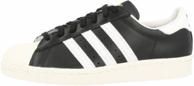 Adidas Superstar 80s - Black Black 1 White Chalk 2