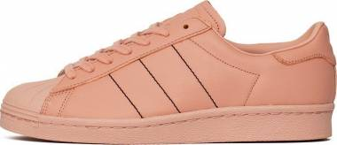 Adidas Superstar 80s - Pink Trace Pink F17 Trace Pink F17 Trace Pink F17 (B37999)
