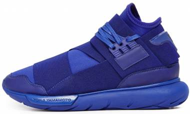 Adidas Y-3 Qasa High - Purple/Purple (S82124)