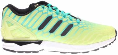 Adidas ZX Flux Xeno Frozen Yellow/Green-White Men