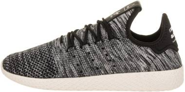 Pharrell Williams Tennis Hu Primeknit - Chalk White Core Black Footwear White