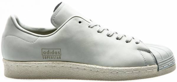 the best attitude ee4ce ee0f5 Adidas Superstar 80s Clean Beige