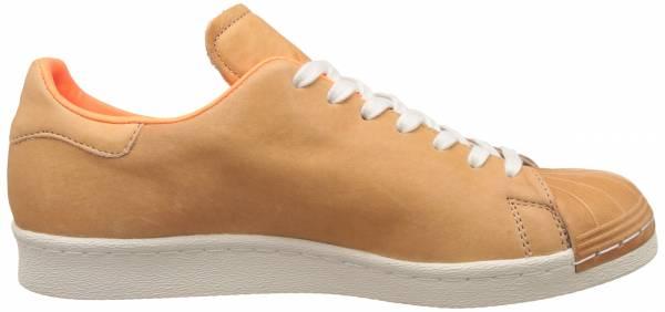 Adidas Superstar 80s Clean - Orange