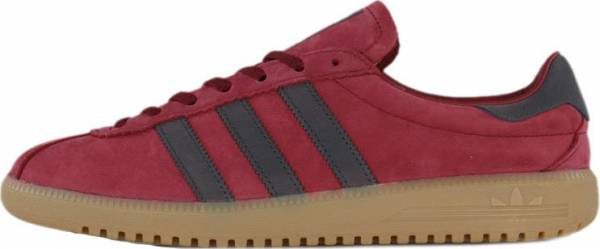 the latest a6f22 18de4 Adidas Bermuda Red (Buruni  Casbla  Gum4)