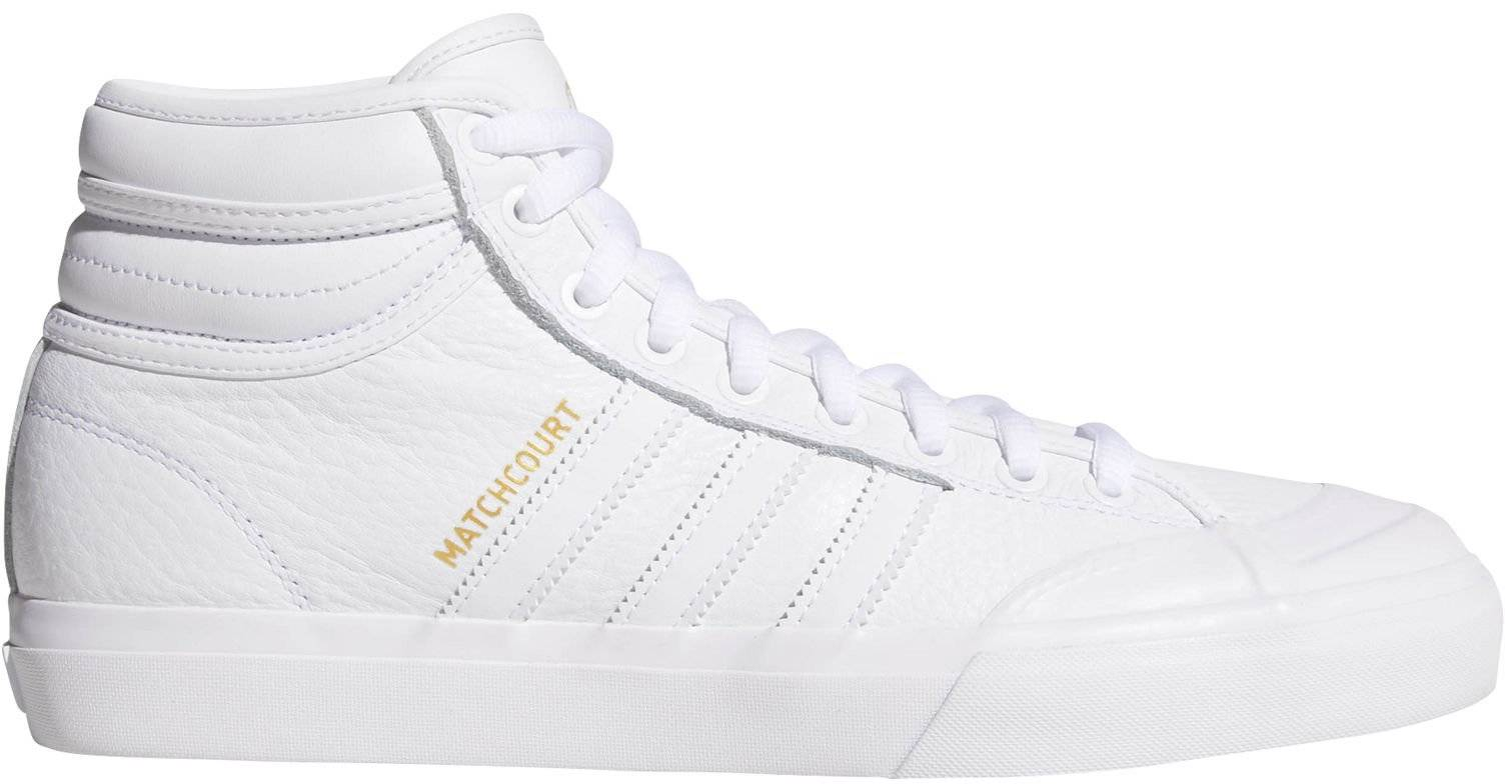 Escandaloso Resbaladizo otoño  11 Reasons to/NOT to Buy Adidas Matchcourt High RX2 (Jan 2021) | RunRepeat