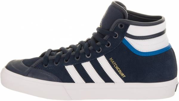 Adidas Matchcourt High RX2 Navy / White