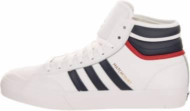 Adidas Matchcourt High RX2 White Men