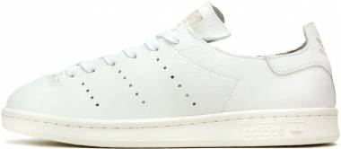 Adidas Stan Smith Leather Sock - White
