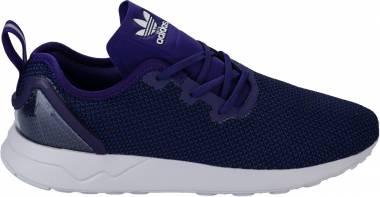 Adidas ZX Flux ADV Asymmetrical - Violet (S79053)