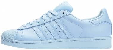 Pharrell Williams x Adidas Superstar Supercolor Pack - White