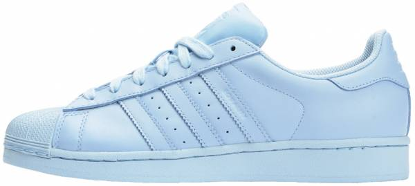 Pharrell Williams x Adidas Superstar Supercolor Pack White
