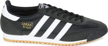 Adidas Dragon OG - Black/White/Gum