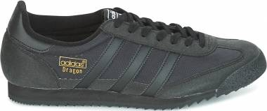 Adidas Dragon OG - Noir Core Black Core Black Gold Metallic
