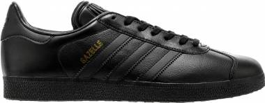 Adidas Gazelle Leather - Black