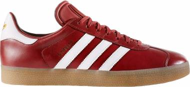 Adidas Gazelle Leather - Red
