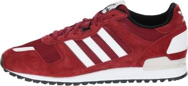 Adidas ZX 700 - Collegiate Burgundy/White/Pearl Grey (B24840)
